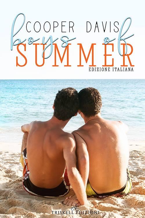 "Libri in uscita: ""Boys of summer"" di Cooper Davis"