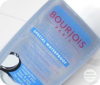 Opinión agua micelar bourjois waterproof