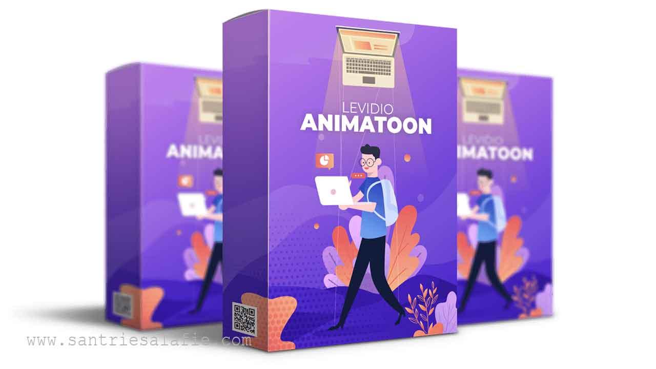 Levidio Animation ID Pro Free Download by Santrie Salafie