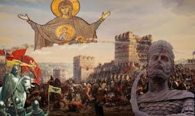 Θαυμαστοί ΘΡΥΛΟΙ για την Άλωση της Πόλης!«Κάποτε η Αγιά Σοφιά θα λειτουργηθεί ξανά από τους χριστιανούς»