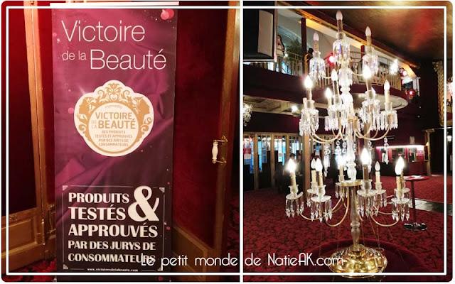 16 eme édition des Victoires de la beauté au Casino de Paris
