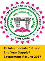 TS Intermediate 1st and 2nd Year Supply/ Betterment Results 2017