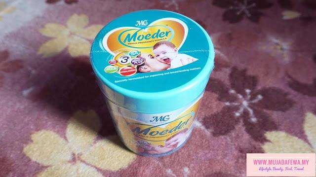 moeder susu terbaik ibu mengandung, moeder milk booster