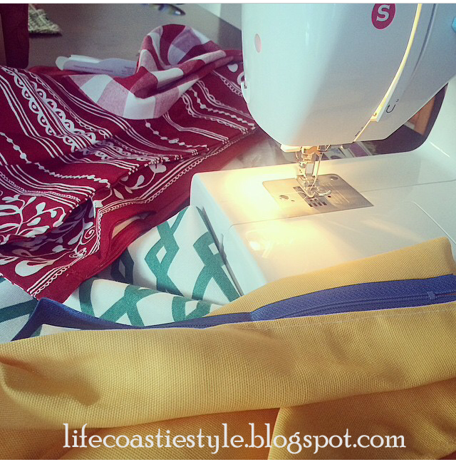 Life Coastie Style 12 Days Of Christmas Crafts Day 6