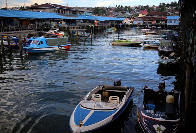 Kampung Atas Air Margasari