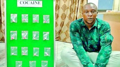 Ex-President of Nigerians In India Busted As Drug Kingpin