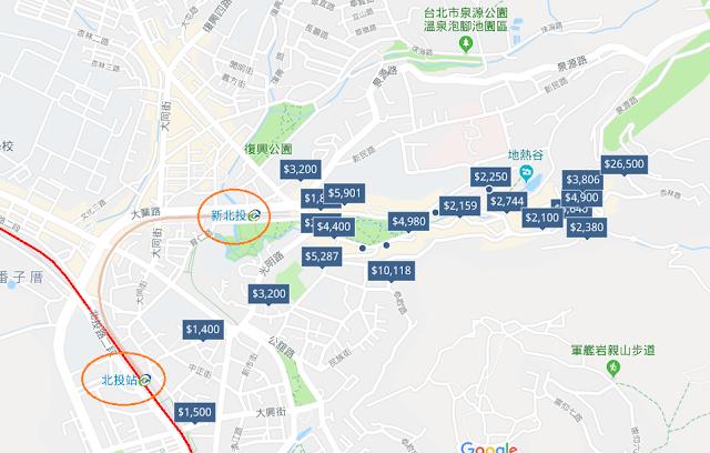 【新北投泡湯】9℃冷炸了!!捨機車坐捷運去北投泡湯@水美溫泉會館