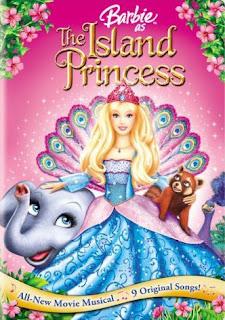 Barbie in printesa insulei magice dublat in romana