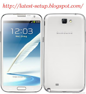 Samsung Galaxy Note II N7100 Clone Flash File (SPD PAC Rom) Free Download