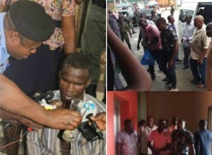 Police Finally Re-Arrested escape Uniport Student who Killed 8 years old  Girl for Rituals