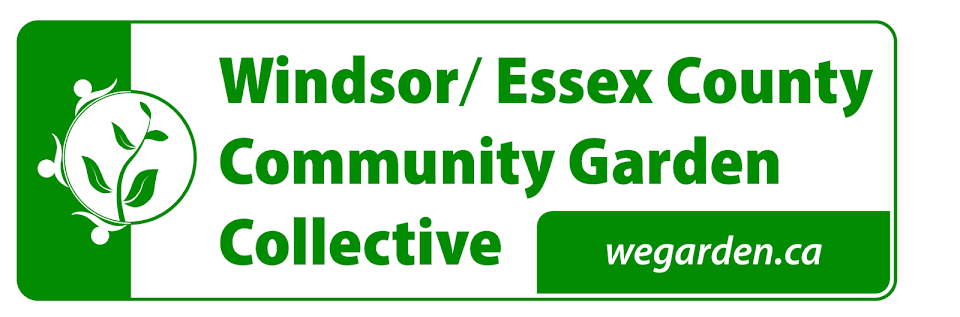 Windsor/ Essex County Community Garden Collective News Blog