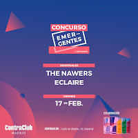 Contraclub presenta a Thew Nawers y Eclaire