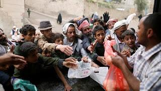 Dampak Pemberontakan Syiah di Yaman; 8,4 Juta Warga Kelaparan