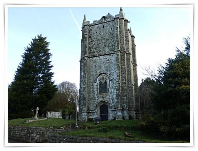 St. Mewan church, St.Mewan, Cornwall