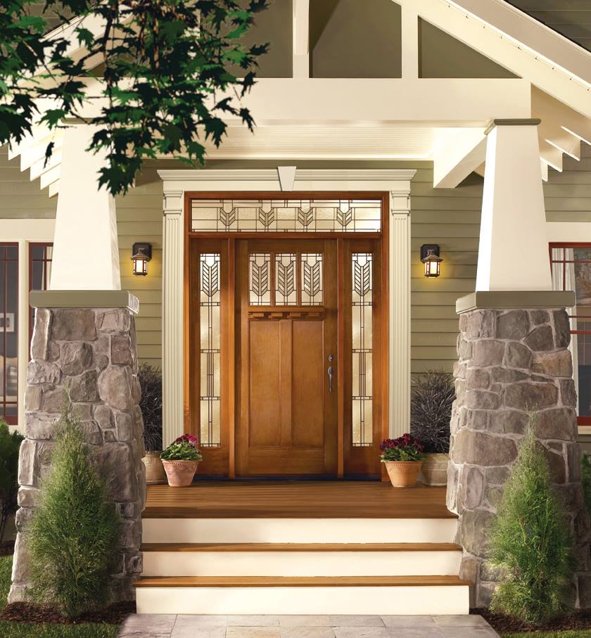 Home Interior Entrance Design Ideas: 30 Modern Front Door Designs