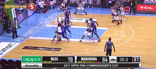 Mahindra def. NLEX, 89-81 (REPLAY VIDEO) March 24