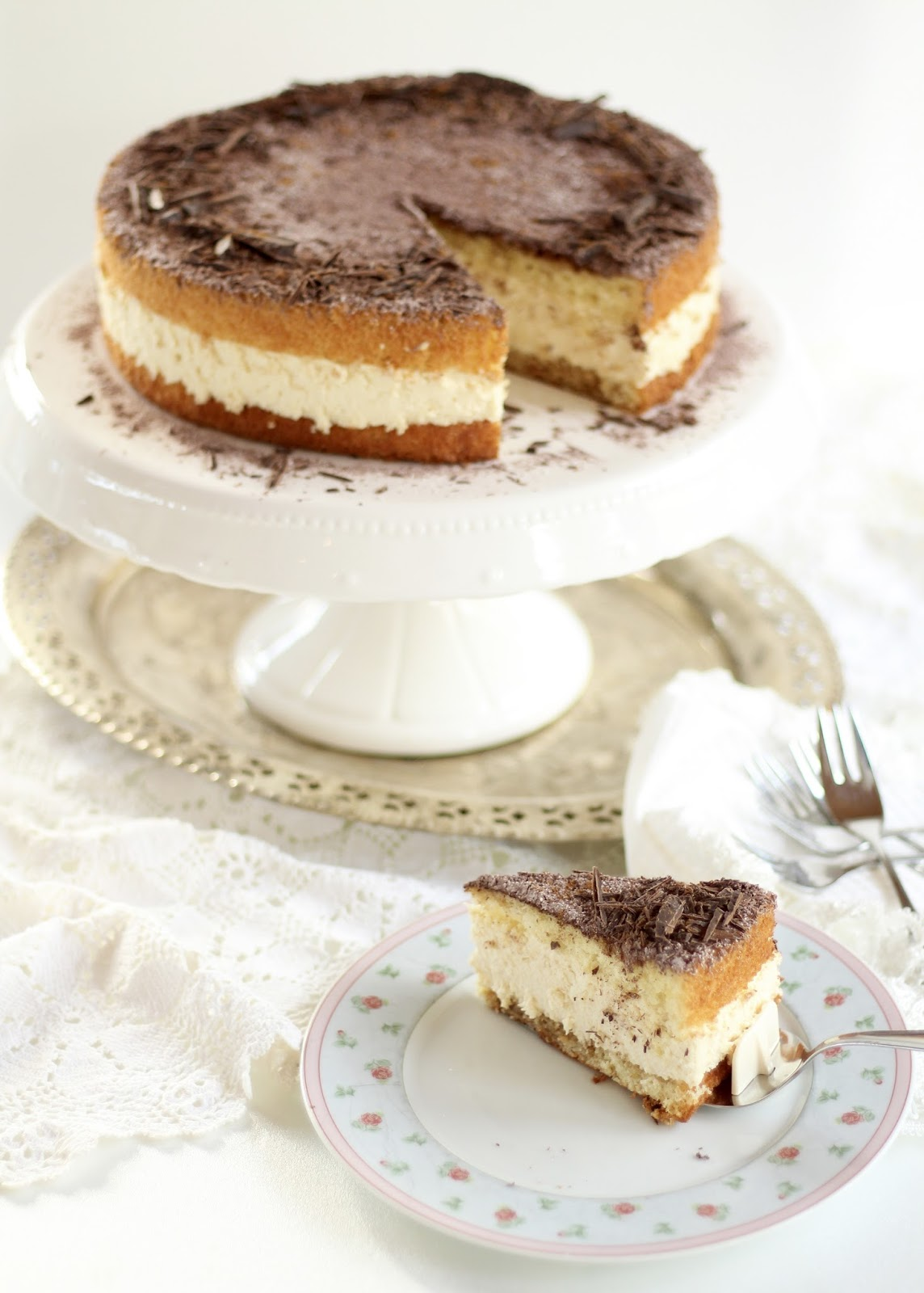 Tiramisu Torte selber backen