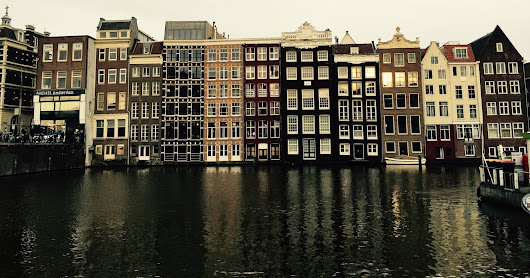 """The Amazing Race"" Kind of Summer: Amsterdam"
