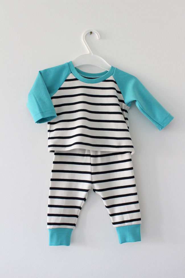 Adventures in Baby Clothes Making - Tilly and the Buttons