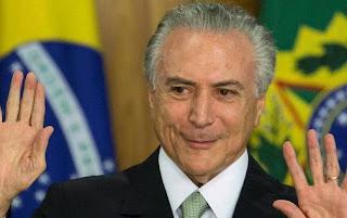 Brazils President Michel Temer