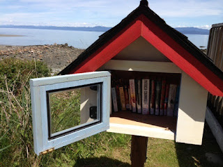 Little Free Library - Harrison Hot Springs