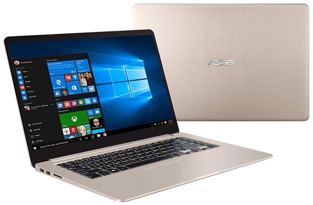 ▷[Análisis] ASUS VivoBook S15 S510UF-BR452T, Opiniones y Review de un potente y elegante ultrabook