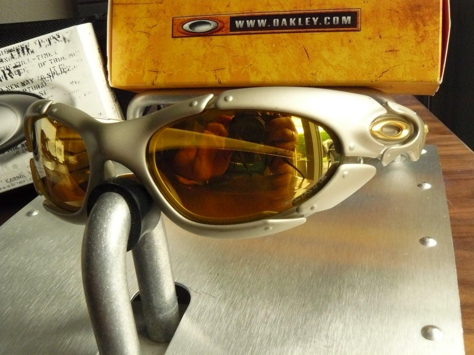 97bc6cf7243 Oakley Plate 24k Iridium « Heritage Malta