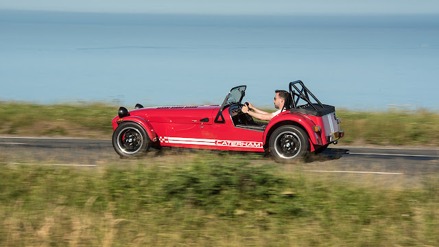 Caterham finds its 'sweet spot' with new Seven 310