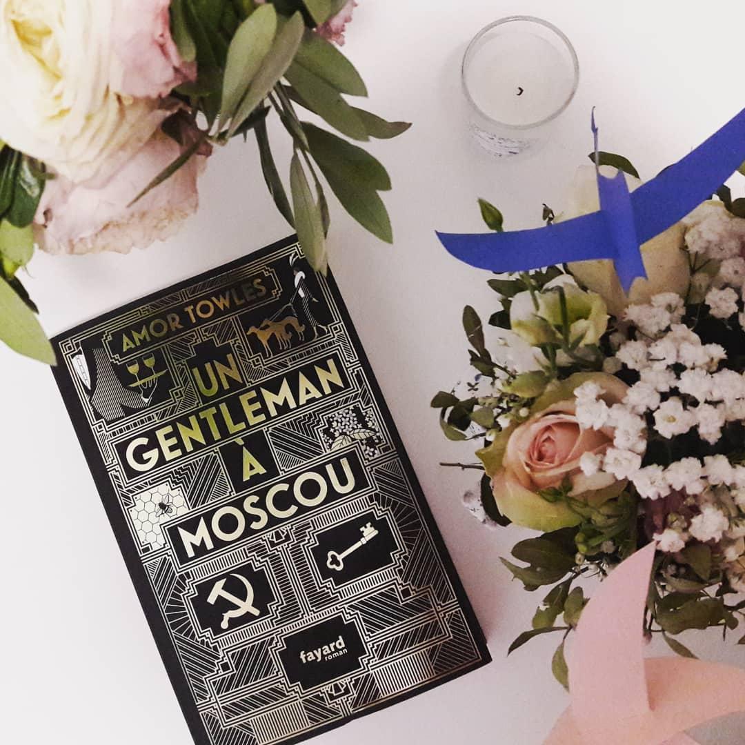 Un gentleman à Moscou d'Amor Towles