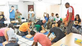 Defesa Civil do estado do Rio forma novos núcleos comunitários para ações em desastres