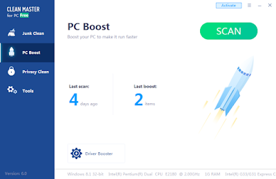 Gambar 2 - Clean Master: Cara Mudah Untuk Menjaga Windows Selalu Bersihv