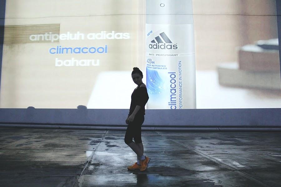 best website a68c3 ceef0 JQ Talks: Adidas Climacool Deodorant Is Pretty Amazing!