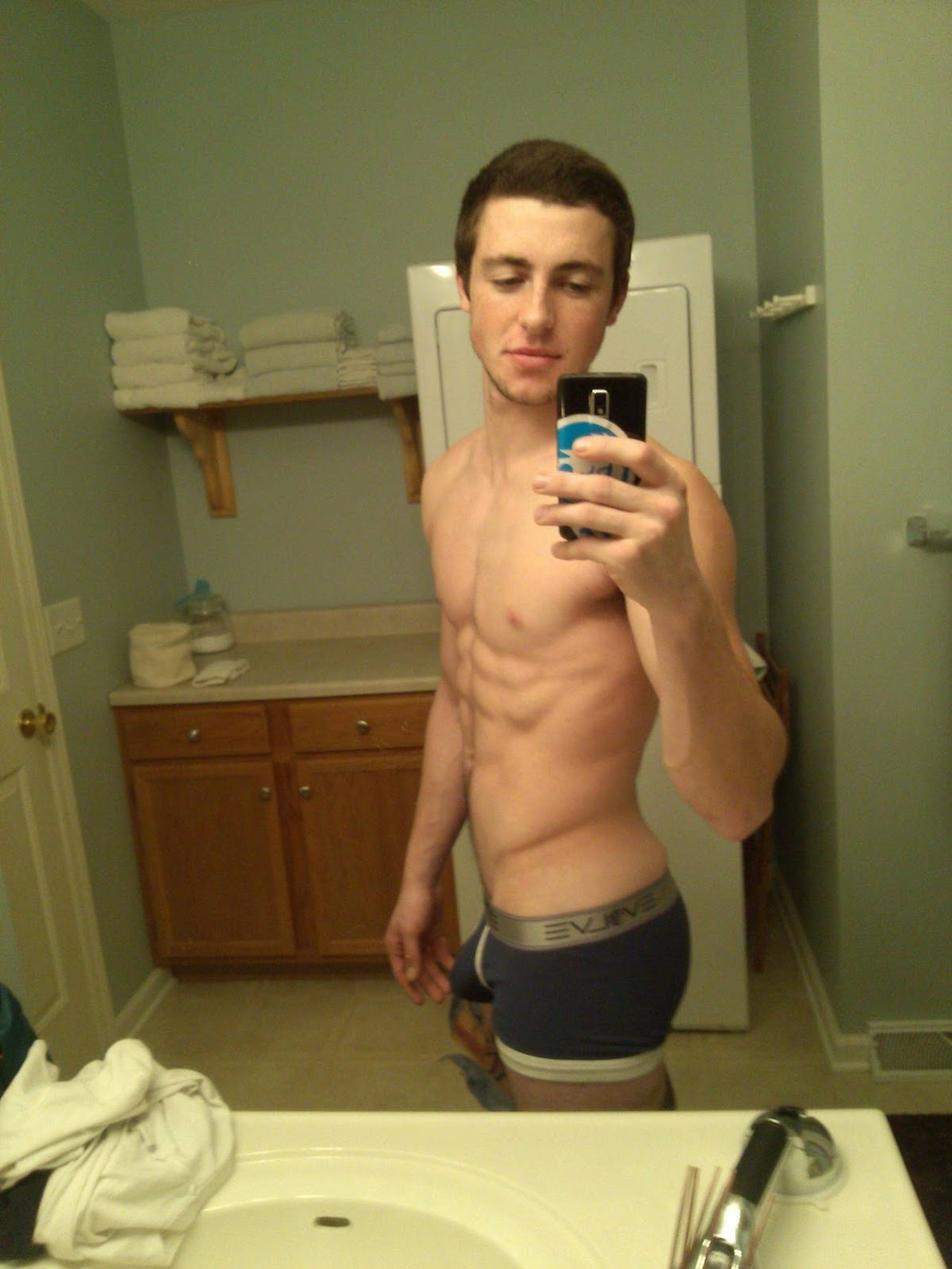 Naked Male Selfie Pics