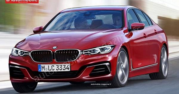 2019 Bmw 3 Series Redesign Bmw Redesign