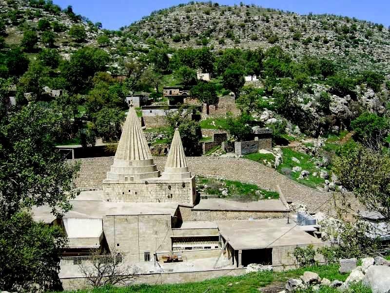 Yezidin