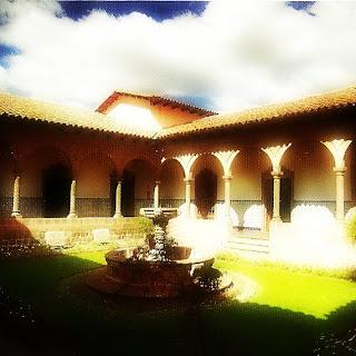 Palacio Arzobispal e Museo de Arte Religioso, em Cusco