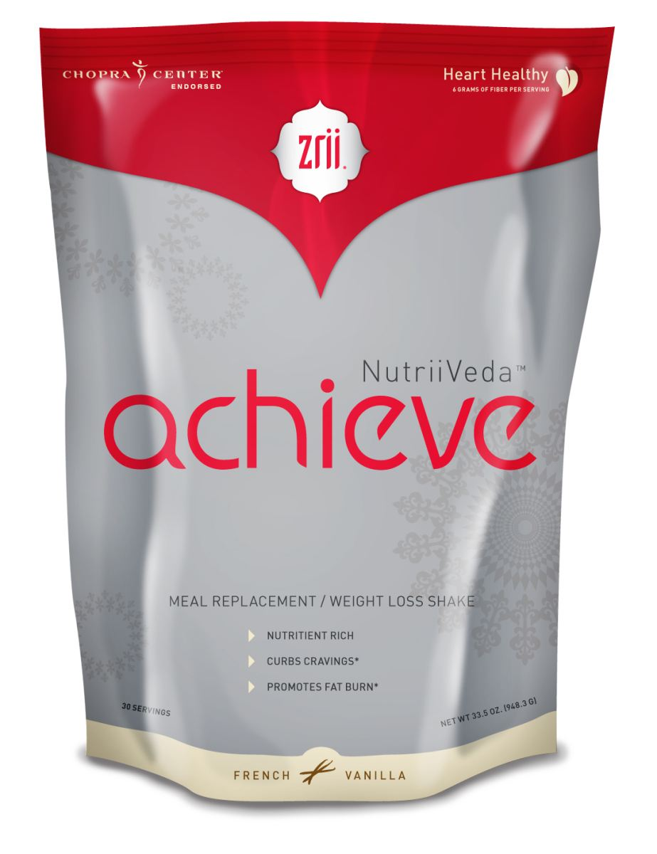 NutriiVeda Achieve meal replacement shake is the most novel approach to  weight management. The NutriiVeda Achieve products conform to the  principles of ...