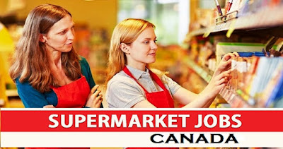 Supermarket Jobs In Canada