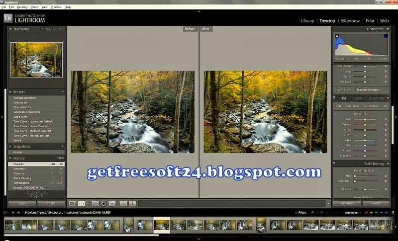 lightroom software free download full version