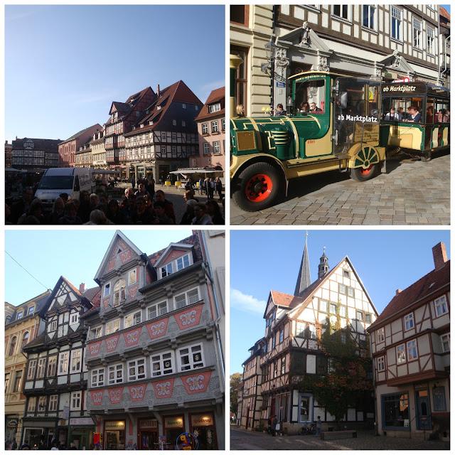 Markt Quedlinburg, Alemanha