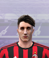 PES 6 Faces Andrea Conti by Miguel CABJ
