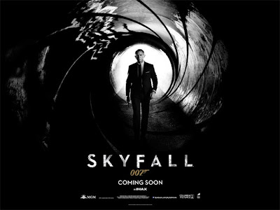 Daniel Craig as James Bond 007 in Skyfall
