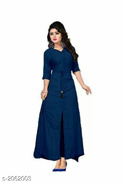 Stunning Cotton Women's Kurti