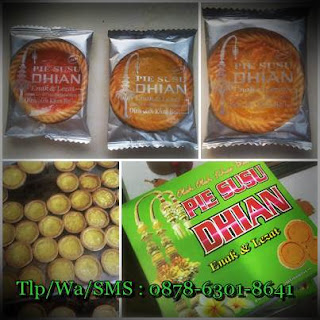 Harga Pie Susu Dhian Fresh From Oven