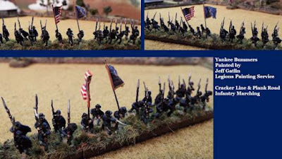 Jeff's Painted Yanks