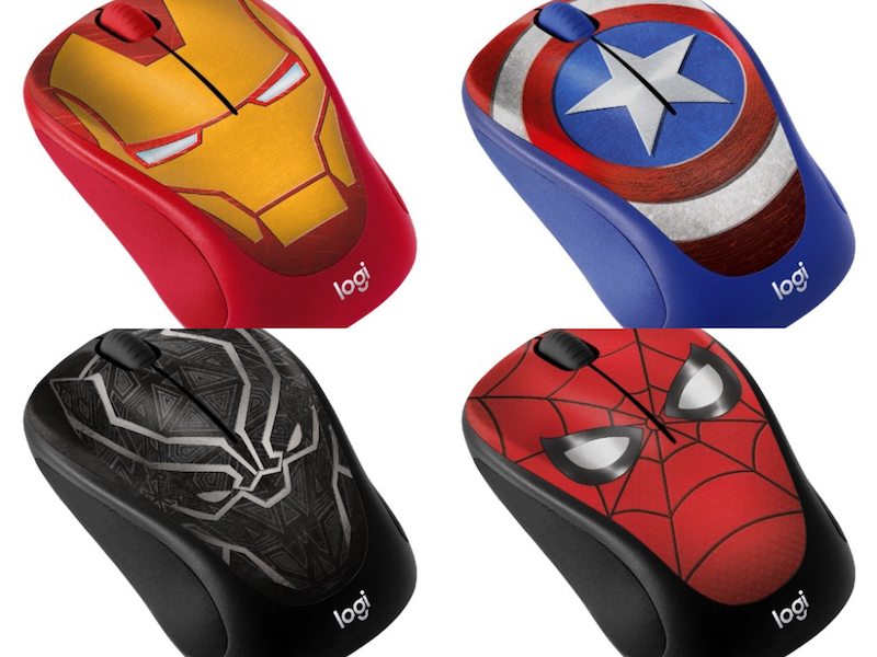 Logitech M238 MARVEL Wireless Collection, now available for only PHP 1,190