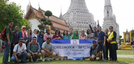 3 Tempat Menarik di Bangkok dapat di Kunjungi Dalam Satu Hari
