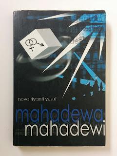 Novel Bekas Mahadewa Mahadewi