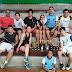 Clínica de treinamento de Equipe de Badminton de Ubatuba acontece no Tubão