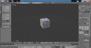 Screenshot 2 :  Blender